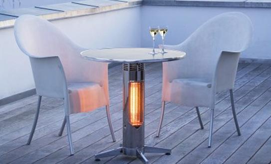 Udendørs Terrassevarmer : Dagensbedste dk Vi sidder udend u00f8rs og pakker os ind i